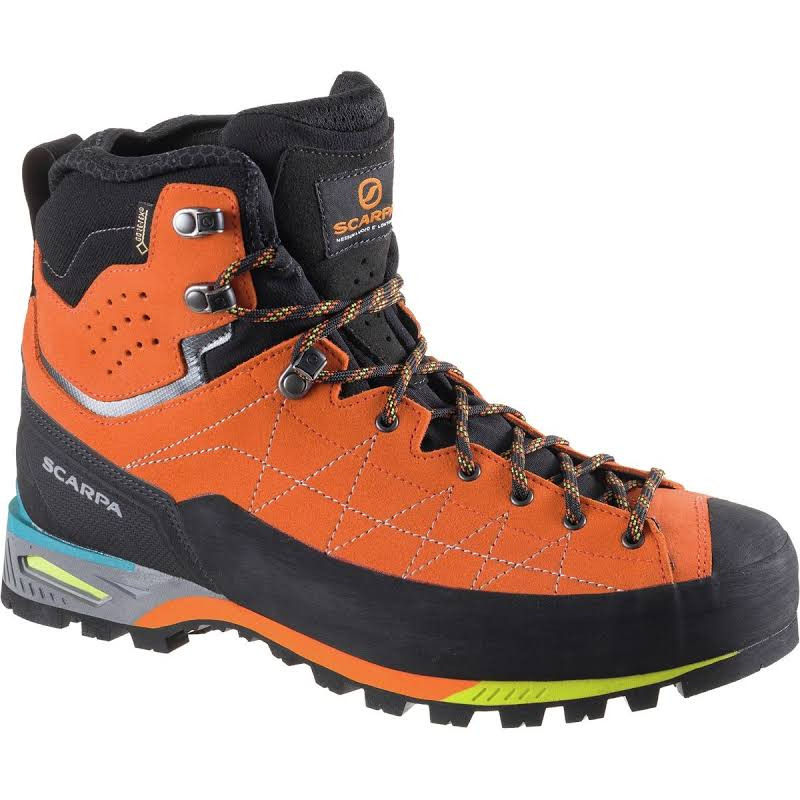 Scarpa Zodiac Tech GTX Mountaineering Boots Tonic Medium 45 71100/200.1-Ton-45