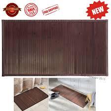 Bamboo Shower Floor Bathroom Shower With Bamboo Wood Floor Wood Floors