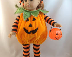 American Doll Halloween Costumes 18 Doll Costume Etsy