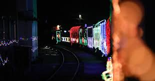 sunol train of lights train of lights spreads holiday cheer east bay times