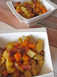 cuisiner un panais poêlée automnale aux panais et carottes diet délices recettes