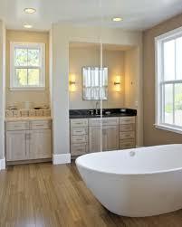 Bathroom Hardwood Flooring Ideas Is Wood Flooring In The Bathroom A Good Idea With Wood Floors