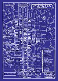 Map Of Downtown Dallas by Dallas Downtown Map Map Of Downtown Dallas Texas Usa