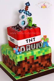 mine craft cakes minecraft cakes minecraft cake cake and inspiration