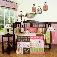 geenny floral dream 13pcs crib bedding set