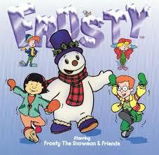 christmas frosty snowman u0026 friends artists