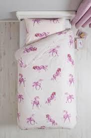 Unicorn Bed Set Buy Magical Unicorns Bed Set From The Next Uk Shop