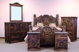 western style bedroom furniture warm tone rustic bedroom furniture sets rustzine home decor