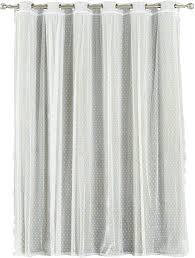 lace door panel curtains wayfair