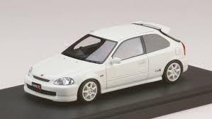 honda civic ek9 for sale mark43 1 43 honda civic type r ek9 chionship white pm4340w