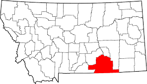 Map Of Custer State Park by National Register Of Historic Places Listings In Big Horn County