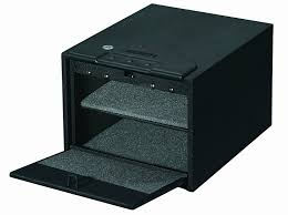 amazon com stack on qas 1512 quick access safe with electronic