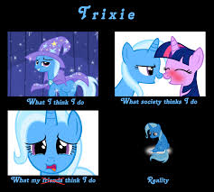 Trixie Meme - image 342339 my little pony friendship is magic know your meme