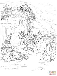 job hearing of his ruin coloring page free printable coloring pages