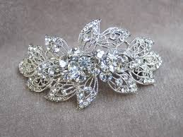 rhinestone hair fancy rhinestone bridal hair clip wedding hair clip special