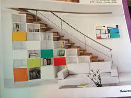 cuisine sous escalier idée relooking cuisine rangement sous escalier listspirit