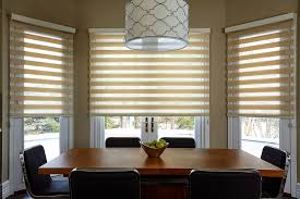 Dining Room Window Coverings by Hunter Douglas Aluminum Blinds For Dining Room Windows 15 Stylish