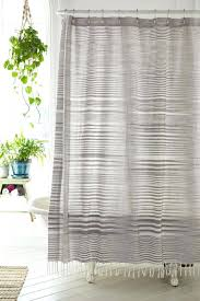 Cloth Shower Curtain Liners Mildew Resistant Extra Wide Shower Liner Heavy Cloth Shower