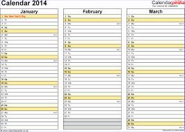 9 ms excel calendar template 2014 exceltemplates exceltemplates