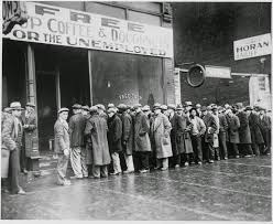 al capone u0027s soup kitchen during the great depression 1931