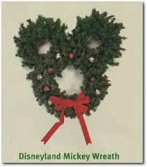disneyland mickey mouse wreath imaginerding