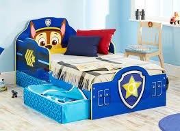 Babies R Us Toddler Bed Bedroom Paw Patrol Toddler Beds With Storage Also Toddler Bed