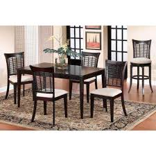Cherry Dining Room Tables Www Homedepot Com B Decor Furniture Kitchen Dining