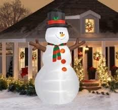 Blow Up Christmas Yard Decorations by Inflatable Lawn Decorations U2039 Decor Love
