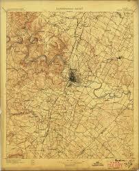 Map Of Austin Tx Get Topographical Livebinder