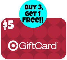 5 dollar gift cards hot free 5 target gift card