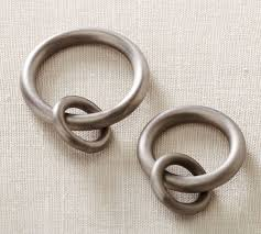round metal rings images Pb standard round rings pewter finish pottery barn jpg