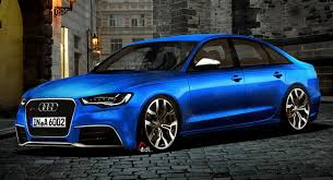 2012 audi rs6 2012 audi rs6 sports sedan rendered by photoshop buff