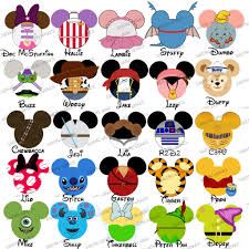 halloween disney shirts choose your mouse head characters disney family vacation digital