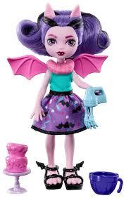 monster monster family fangelica doll fcv68 mattel shop