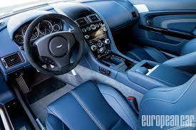 aston martin inside 2015 aston martin v12 vantage s european car magazine