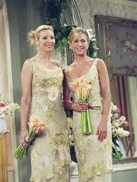 friends u0027 costume designer talks weddings 5 secrets we learned