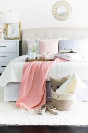 bedding set white bedding with pop of color excellence painted