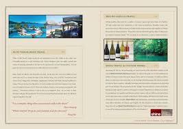 shine travel brochure Travel Brochures Pinterest