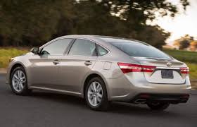 latest toyota 2015 toyota avalon information and photos zombiedrive