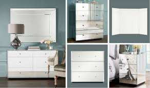Mirrored Bedroom Furniture Uk by Deco Mirrored Bedroom Furniture Furniture Sale Direct