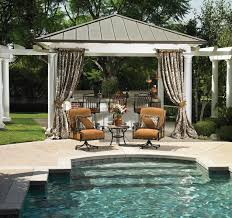 Gazebo Designs With Kitchen by Great Gazebo Living Space Designs Architecture Optronk Home Designs