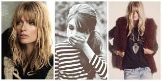 how to cut a 70s hair cut 4 bangs hairstyles to bang or not to bang fashion tag blog