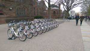 Princeton Cemetery Princeton U Eclipses Yale With Big Bikeshare Expansion