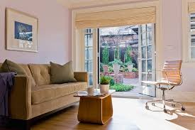 French Door Shades And Blinds - window treatments for french doors