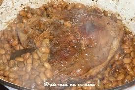 comment cuisiner la rouelle de porc rouelle de porc et haricots blancs suis moi en cuisine