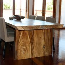 Solid Teak Dining Table Suar Wood Dining Table Suar Wood Furniture Solid Wood Dining