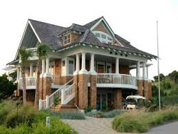 piling pier stilt houses hurricane coastal home plans ideasidea south carolina coastal house plans