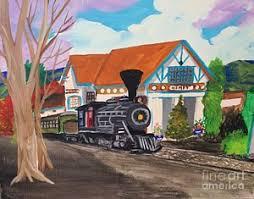 steam train paintings 16 29 fine art america