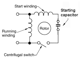 wiring up 240v motor with 5 wires doityourself com community forums