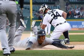 What S Next For Aaron Hicks As Aaron - yankees 8 tigers 6 aaron hicks hits two home runs in win over